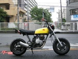 ホンダ/Ape50 スーパートラップマフラー