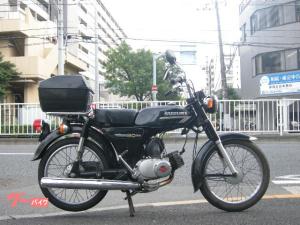 スズキ/K90 2st ノーマル ビジネスバイク リアBOX