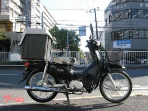 ホンダ/スーパーカブ110 PGM-FI JA10 ブラック