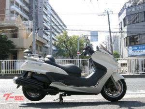 ヤマハ/グランドマジェスティ400 ETC タンデムバー