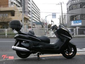 ヤマハ/グランドマジェスティ250 FI ETC ビッグスクーター ブラックカラー