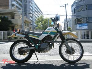 ヤマハ/セロー225 XT225 セル付き オフロード リアキャリア