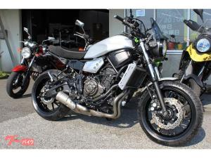ヤマハ/XSR700 ABS