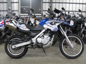 BMW/F650GSダカール ABS