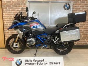 BMW/R1200GS RALLY BMW認定中古車 プレミアムラインスポーツサス