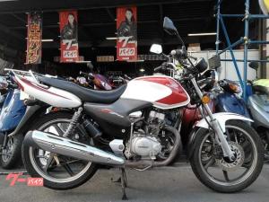 ホンダ/CB125 4サイクル フラットシート