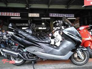 ヤマハ/マジェスティ125 4サイクル インジェクション バーハンドル