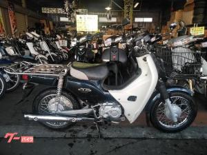 ホンダ/スーパーカブ50プロ AA04 4サイクル セル・グリップヒーター付