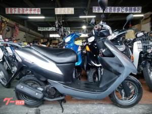 スズキ/レッツII CA1PA 2サイクル キャブ サイドスタンド付