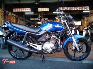ヤマハ/YBR125 4サイクル キャブ