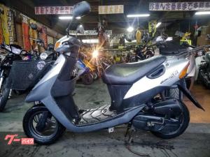 スズキ/レッツII DX CA1KA 2サイクル