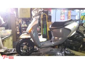 スズキ/レッツ4 CA45A 4サイクル インジェクション