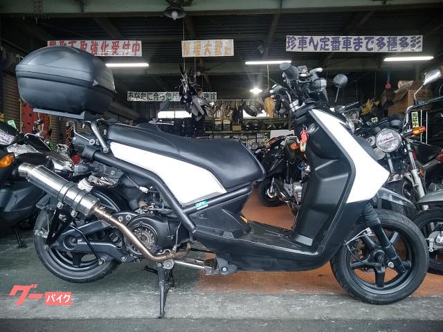 ヤマハ BW'S125 4サイクルFI ロンスイ リアボックス付の画像(埼玉県