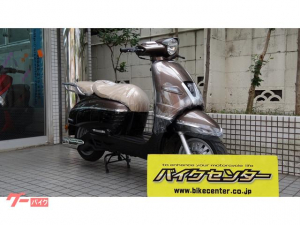 PEUGEOT/ジャンゴ125 アリュール ABS 国内正規モデル