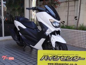 ヤマハ/NMAX155 軽2輪 セル付き 4サイクル オートマチック LEDライト メットイン チューブレスタイヤ 469