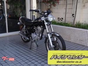 スズキ/GN125H セル付き 4サイクル マニュアル キャブ仕様 クリアウィンカレンズ 504