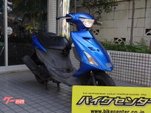 スズキ/アドレスV125S セル付き 4スト インジェクション AT 500