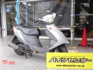 スズキ/アドレスV125G 2005モデル セル付き4ストFIAT 517