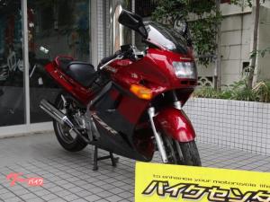 カワサキ/ZZ-R250 1999年式モデル フルカウル ツイントリップメーター キャブ車 セル付き MT 4スト 37
