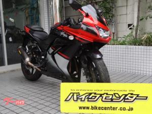 カワサキ/Ninja 250R  2012年式型モデル カスタムマフラ- セル付き4ストFIMT 37