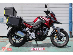 ホンダ/CB190X 国内未発売モデル パニアケース&トップケース