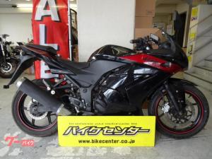 カワサキ/Ninja 250R 2011年モデル 黒/赤 インジェクション