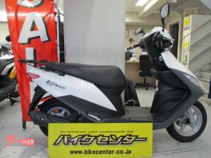 スズキ/アドレス125 2019年式 DT11A型 ホワイト