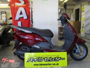 ホンダ/リード・EX  2010年式 JF19型 レッド