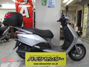 ホンダ/リード・EX  2010年式 JF19型 大型リアボックス付