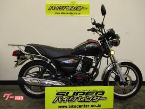 ホンダ/LY125Fi 国内未発売モデル ブラック
