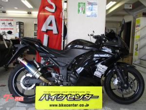 カワサキ/Ninja 250R 2012年モデル リアライズマフラー