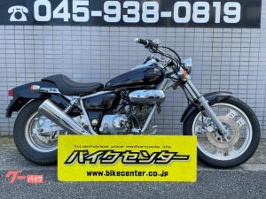 ホンダ/MAGNA FIFTY ブラック AC13型