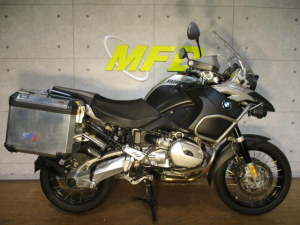 BMW/R1200GS ABS パニア付き