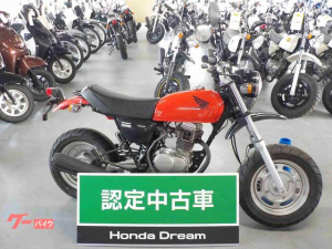 ホンダ/Ape100 2004年モデル
