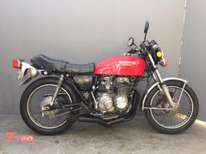 ホンダ/CB400F(408cc) リード管