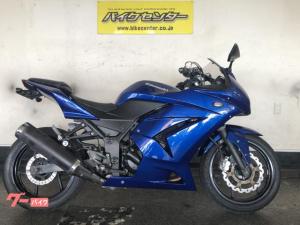 カワサキ/Ninja 250R EX250K 2011年式 ブルー