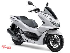 ホンダ/PCX 国内最新モデル JK05型 ホワイト