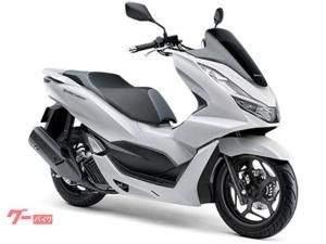 ホンダ/PCX160 国内最新モデル KF47型 ホワイト