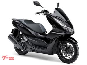 ホンダ/PCX160 国内最新モデル KF47型 ブラック