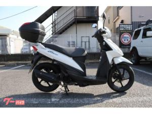 スズキ/アドレス110 2015年モデル ノーマル車