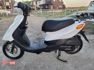 ヤマハ/JOG インジェクション タイヤ前後新品 外装新品