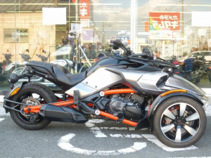 BRP/can-am SPYDER F3-S ワンオーナー