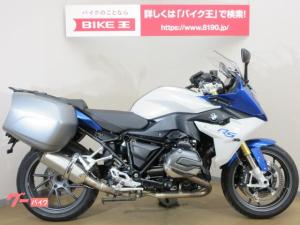 BMW/R1200RS サイドパニア装備