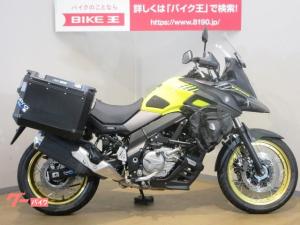 スズキ/V-ストローム650XT ABS トラクションコントロール