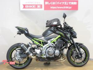 カワサキ/Z900 ABS ツーブラザーズマフラー GIVIタンクバッグ フェンダーレス