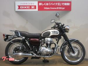 カワサキ/W650 グリップヒーター装備 キャブレターモデル