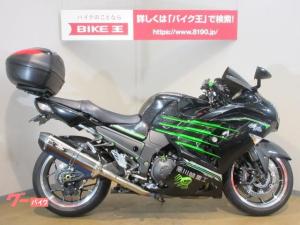 カワサキ/Ninja ZX-14R ABS 東南アジア仕様 ヨシムラマフラー装備 トップケース