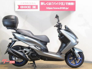 ヤマハ/マジェスティS トップケース グリップヒーター装備 SG52J型