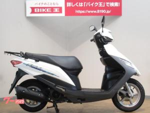 スズキ/アドレス125 DT11A型 インジェクションモデル ノーマル車両