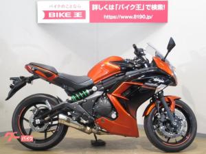 カワサキ/Ninja 400 EX400E型 SP忠雄マフラー装備 スマホホルダー付き